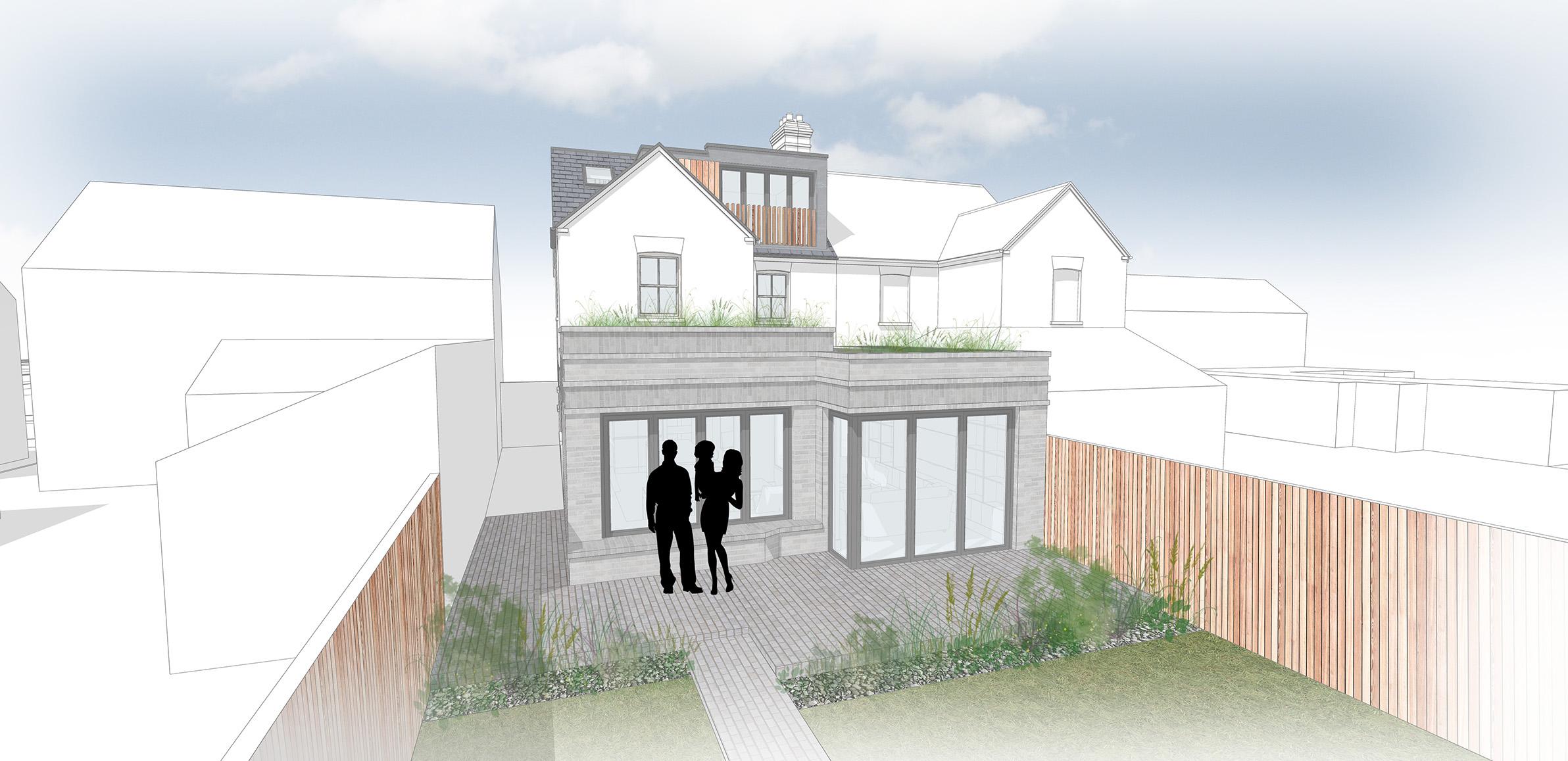 Planning scheme - Exterior shot 1