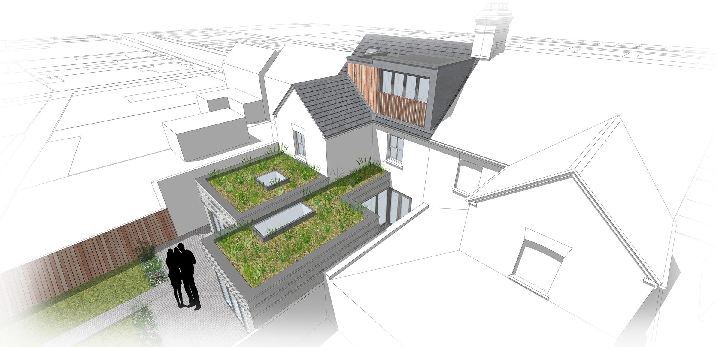 Planning scheme -Aerial shot 1