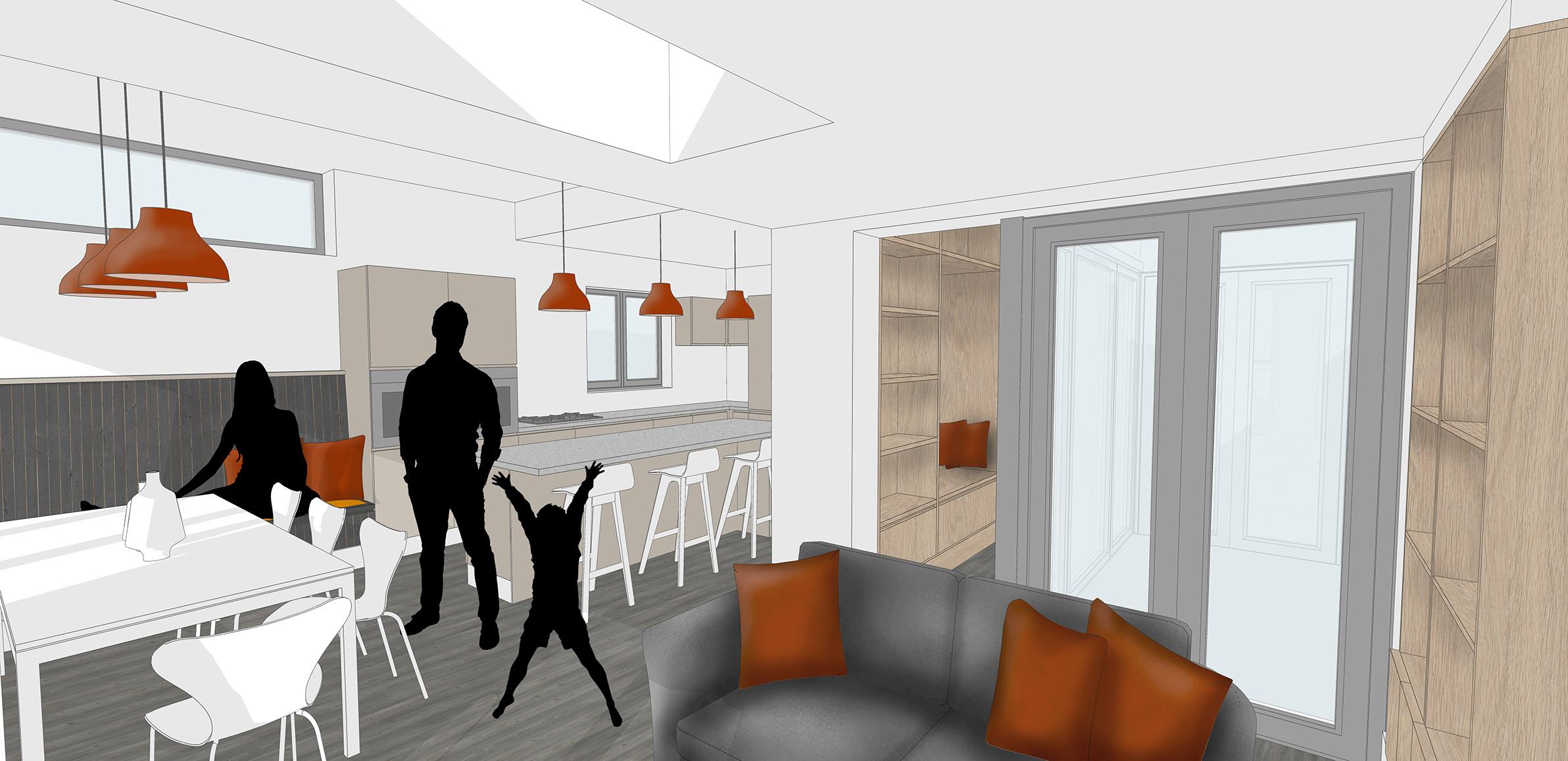 Planning scheme -Interior shot 1