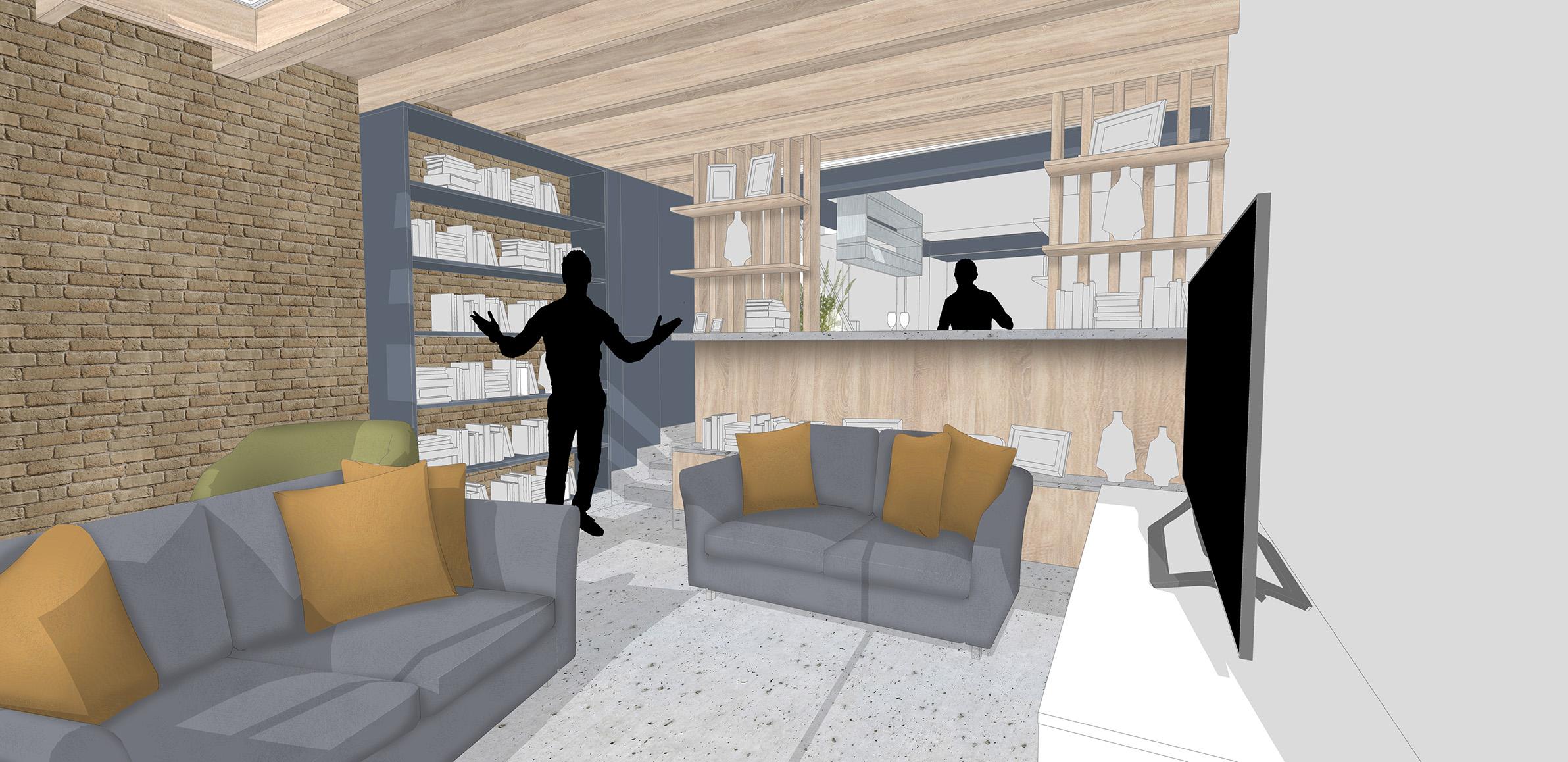 Planning scheme - interior 1