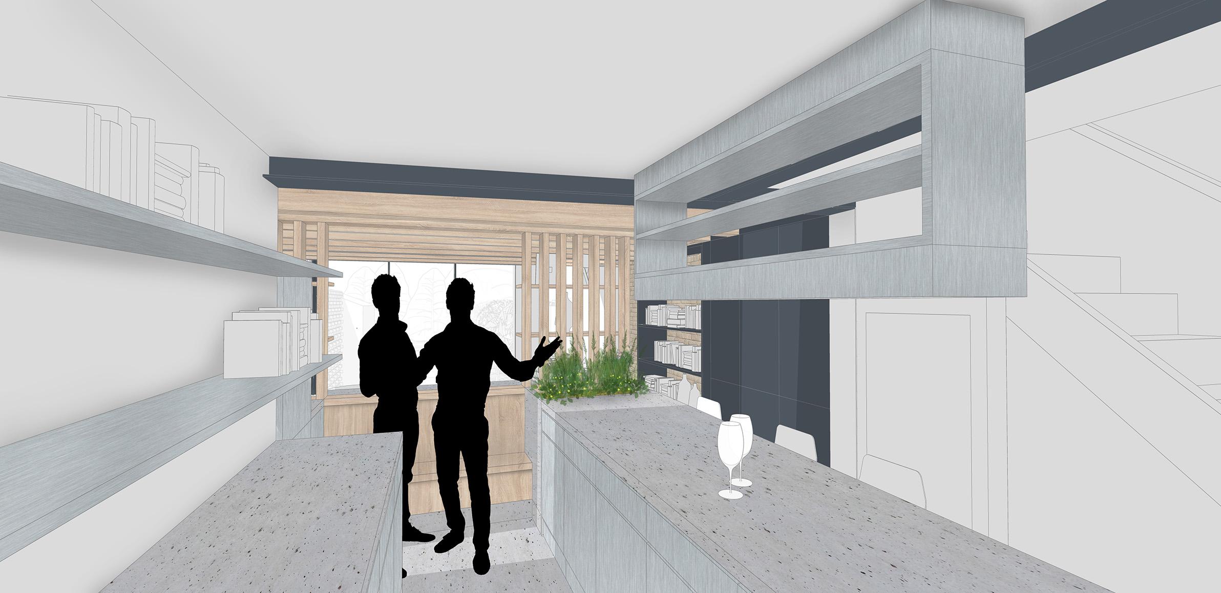 Planning scheme - interior 2