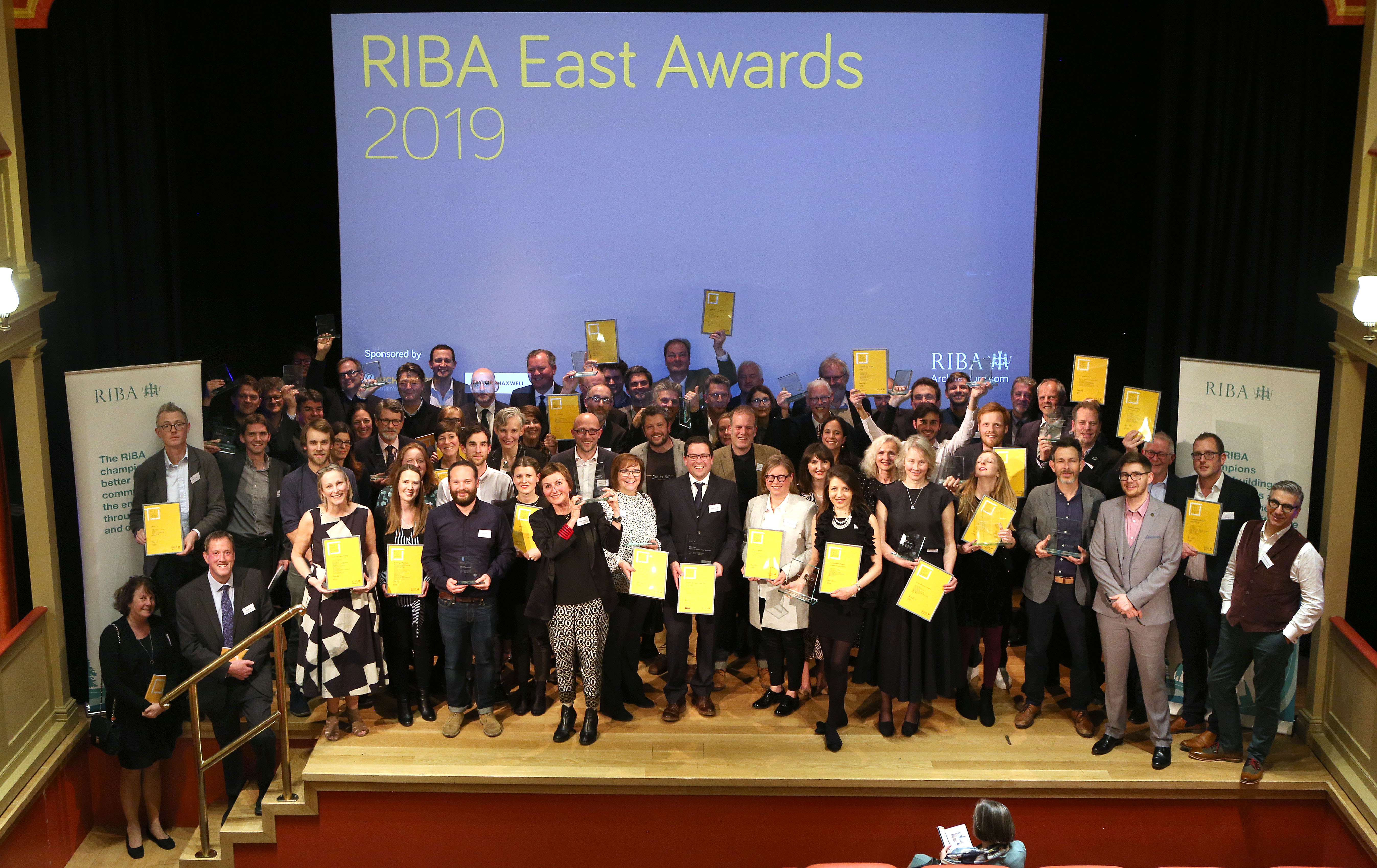 The winners RIBA East 2019